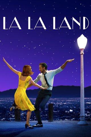 La La Land HDX Vudu or HD iTunes Code