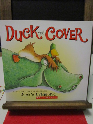 Duck and Cover  -by Jackie Urbanovic