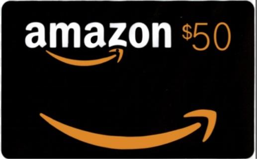 free 50 dollar amazon gift card