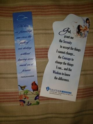 2 book marks