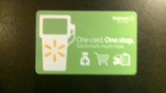 $5 WALMART GIFT CARD!!!!!