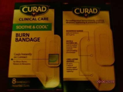 burn bandages