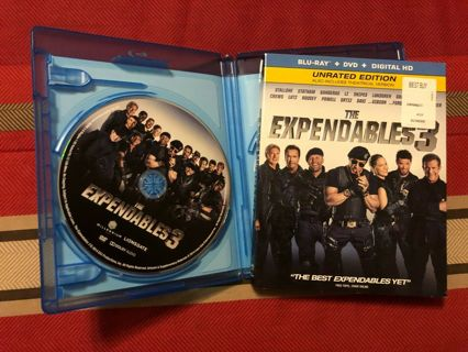 he Expendables 3 Regular DVD from Combo