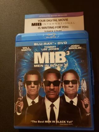 Men in Black digital copy