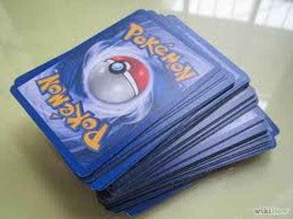 5 pokemon cards