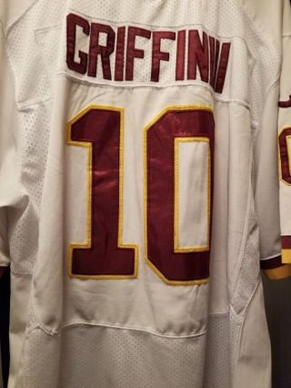 NFL all stitched Washington Redskins Robert Griffin the third Nike Jersey