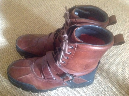 92cc701b8e6 Free: Ralph Lauren Polo Leather Ranger Boot size 12 mens. - Other ...