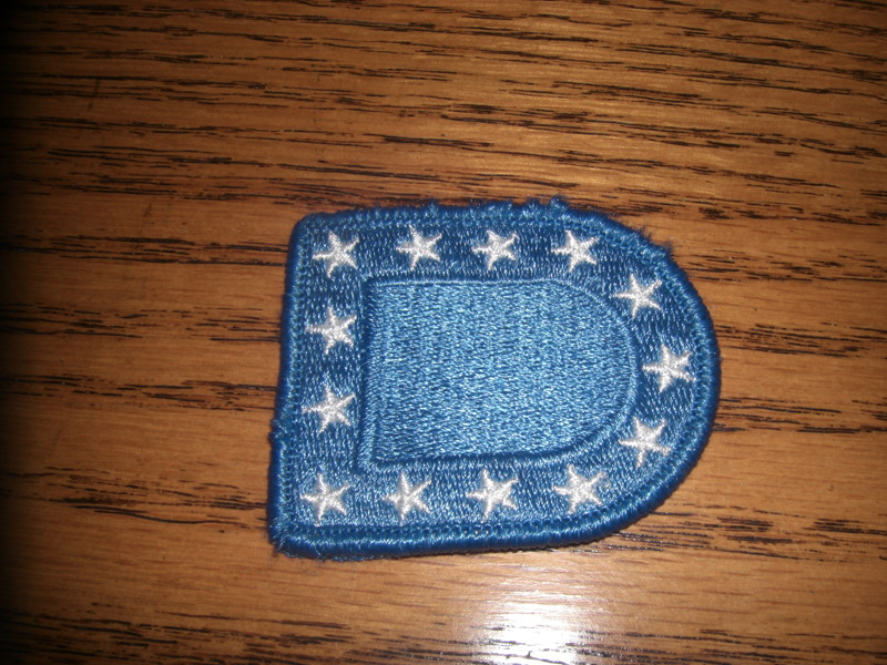 60f5a79e160a Free: New! Standard US Army Blue Beret Flash, Brand New Patch ...