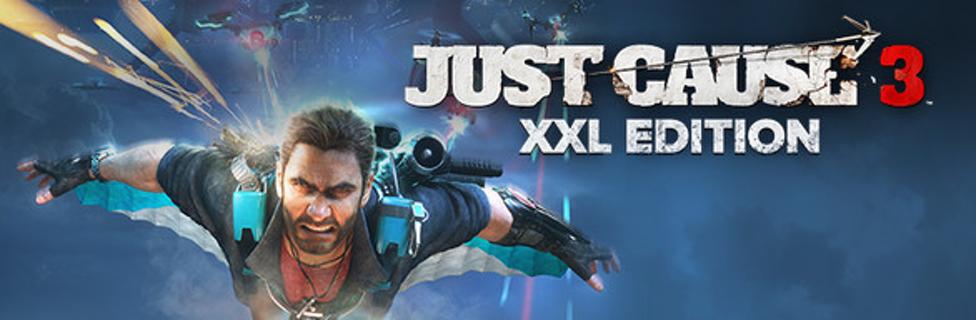 Just Cause 3 XXL Edition Steam Key.