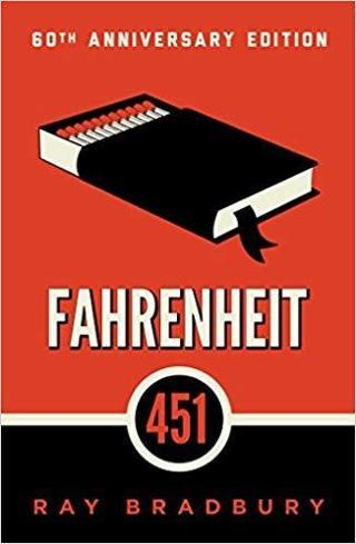 Fahrenheit 451 by Ray Bradbury  (Author) Softcover Book FREE SHIPPING