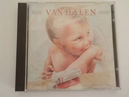 VAN HALEN CD 1984