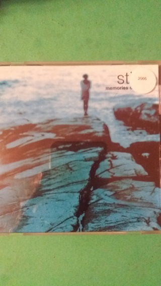 cd  stina memories of a color  free shipping