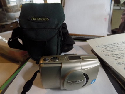 Olympus Zoom all weather 11.5  35 mm camera