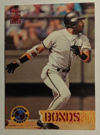 1994 BARRY BONDS