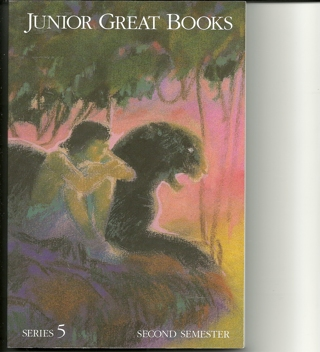 JUNIOR GREAT BOOKS SERIES 4 FIRST SEMESTER by THE GREAT BOOKS FOUNDATION