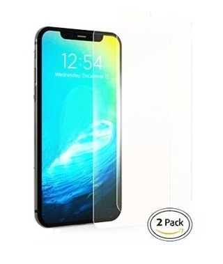 NEW iPHONE X H.D. CLEAR SCREEN PROTECTOR