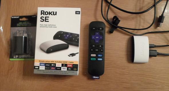 Roku SE HD Streaming Media Player Stream TV, Sports, Movies, Netflix - FREE SHIPPING