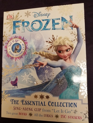 Disney Frozen: The Essential Collection Books by DK: Used