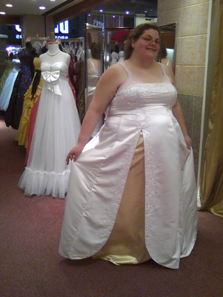 Free Plus Size Wedding Gown 3032w 6x Other Womens Clothing