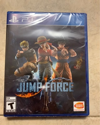 Jump Force PS4 Brand New