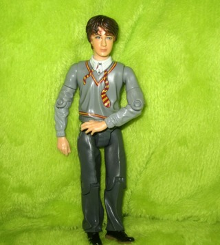"""Harry Potter Action Figure 5"""" - COLLECTIBLE - Highly Detailed"""