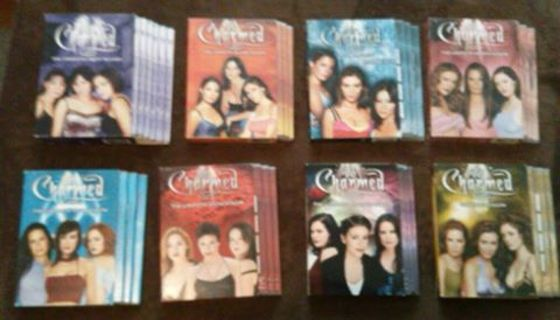 ~*CHARMED~~~Complete Series On DVD....Gin avail*~