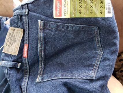 2 pairs Mens jeans