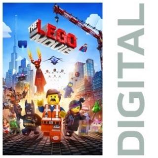✯The Lego Movie (2014) Digital Copy/Code✯