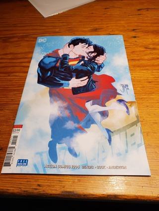 Action Comics 1004 DC 2018 Comic