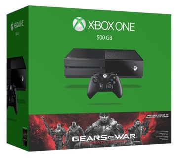 Microsoft Xbox One Console: Gears of War Ultimate Edition (500GB) BRAND NEW! FREE USA SHIP!