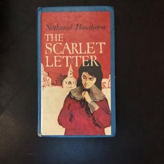 The. Scarlet Letter)hardback )