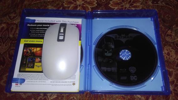 """The Lego Batman Movie"" HDX - Vudu/movieanywhere Digital Movie Code"