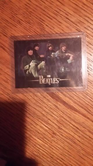 the beatles card no 84