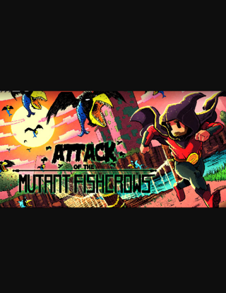 Attack of the Mutant Fishcrows steam key