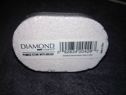 BN Pumice Stone With Brush