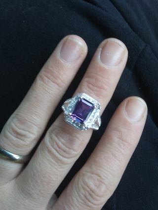 Costume Ring size 6