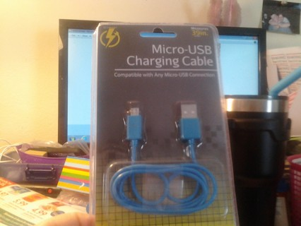 Micro-USB Charging Cable BNIP
