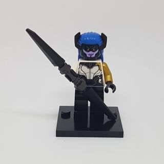 New Proxima Midnight Super Heroes Minifigure Building Toys Custom Lego