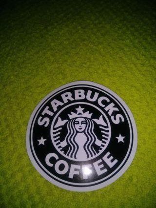 "❤✨❤✨❤️BRAND NEW ""STARBUCKS"" STICKER❤✨❤✨❤"