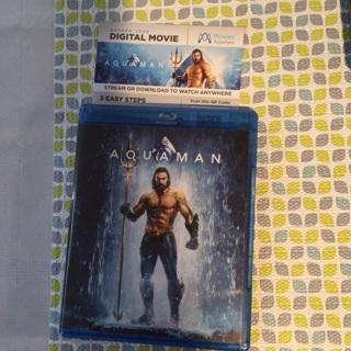 Aquaman Digital Copy