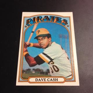 1972 Dave Cash Card