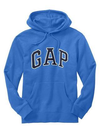 NEW! Gap Sweat Shirt Hoodie Men's Blue