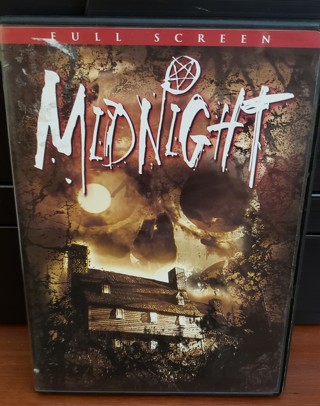 """DVD - """"Midnight""""  rated R"""