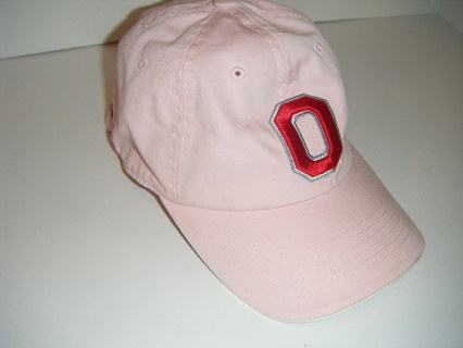 Free  PINK WOMENS OHIO STATE BASE BALL CAP HAT ADJUSTABLE - Baseball ... 56badda74a