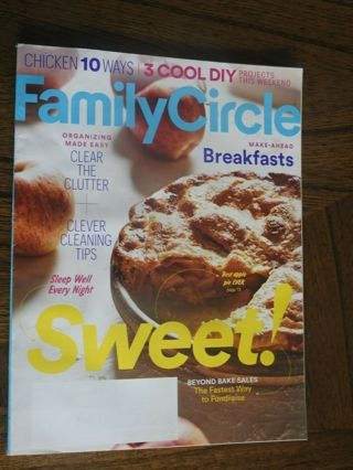 Family Circle Sept 2016