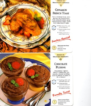 Free healthy meals in minutes recipe cards cookbooks listia healthy meals in minutes recipe cards forumfinder Choice Image