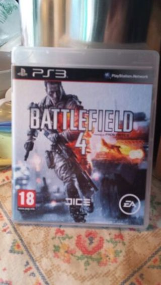 Battlefield 4 PS3 (See photos)