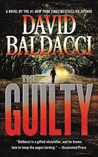 The Guilty (Will Robie, #4) by David Baldacci (TPB/GFC) #LLP32.59jh