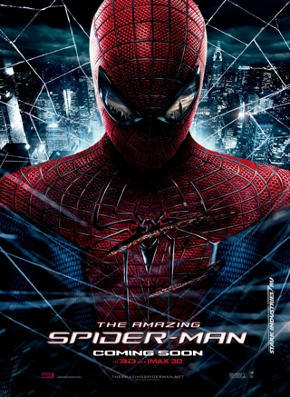 The Amazing Spider-Man Ultraviolet Blu-ray Code
