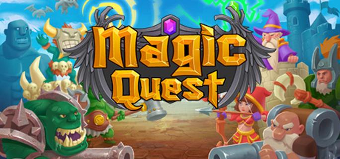 *STEAM* Magic Quest